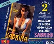 Carátula de Sabrina Salerno