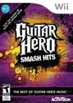 Carátula de Guitar Hero Greatest Hits para Wii