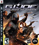 Car�tula de G.I. Joe: The Rise of Cobra para PlayStation 3
