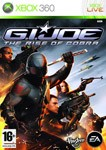 Carátula de G.I. Joe: The Rise of Cobra para Xbox 360