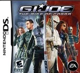 Car�tula de G.I. Joe: The Rise of Cobra para Nintendo DS