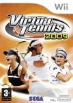 Carátula de Virtua Tennis 2009