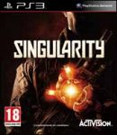 Car�tula de Singularity para PlayStation 3