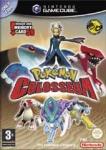 Carátula de Pokémon Colosseum para GameCube