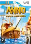 Carátula de Anno: La Creación de un Nuevo Mundo