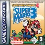 Car�tula de Super Mario Advance 4: Super Mario Bros 3