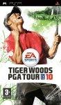 Carátula de Tiger Woods PGA Tour 10 para PlayStation Portable