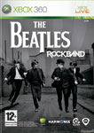 Carátula de The Beatles: Rock Band para Xbox 360