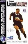 Carátula o portada Europea del juego Jonah Lomu Rugby para Saturn