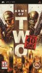 Carátula de Army of Two: The 40th Day para PlayStation Portable