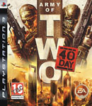 Car�tula de Army of Two: The 40th Day para PlayStation 3