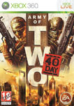 Car�tula de Army of Two: The 40th Day para Xbox 360