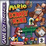 Carátula de Mario vs Donkey Kong
