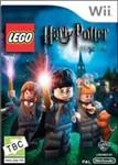 Carátula de Lego Harry Potter: Años 1-4 para Wii