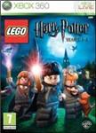 Car�tula de Lego Harry Potter: A�os 1-4 para Xbox 360