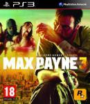 Carátula de Max Payne 3 para PlayStation 3