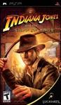 Carátula de Indiana Jones y El Báculo de los Reyes para PlayStation Portable