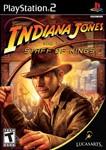 Carátula de Indiana Jones y El Báculo de los Reyes para PlayStation 2
