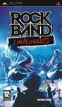 Carátula de Rock Band Unplugged