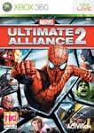 Carátula de Marvel Ultimate Alliance 2 para Xbox 360
