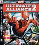 Carátula de Marvel Ultimate Alliance 2 para PlayStation 3