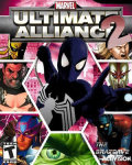 Carátula de Marvel Ultimate Alliance 2 para Nintendo DS