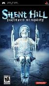 Carátula de Silent Hill: Shattered Memories para PlayStation Portable