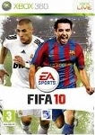 Car�tula de FIFA 10 para Xbox 360