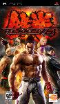Carátula de Tekken 6 para PlayStation Portable