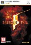 Carátula de Resident Evil 5 para PC