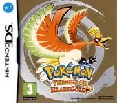 Carátula de Pokémon: Edición Oro Heart Gold para Nintendo DS