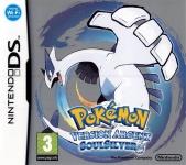 Carátula de Pokémon: Edición Plata Soul Silver para Nintendo DS