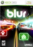Carátula de Blur para Xbox 360