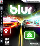 Car�tula de Blur para PlayStation 3