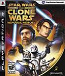 Carátula de Star Wars The Clone Wars: Héroes de la República para PlayStation 3