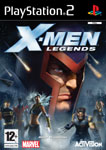 Carátula de X-Men Legends para PlayStation 2