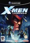 Carátula de X-Men Legends para GameCube