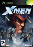 Carátula de X-Men Legends para Xbox Classic