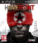 Car�tula de Homefront para PlayStation 3