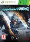 Carátula de Metal Gear Rising: Revengeance para Xbox 360