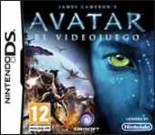 Carátula de Avatar: El Videojuego para Nintendo DS