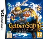 Carátula de Golden Sun: Oscuro Amanecer para Nintendo DS