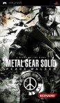 Car�tula de Metal Gear Solid Peace Walker