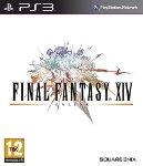 Car�tula de Final Fantasy XIV para PlayStation 3