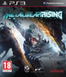 Carátula de Metal Gear Rising: Revengeance para PlayStation 3