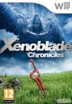 Car�tula de Xenoblade Chronicles