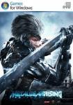 Carátula de Metal Gear Rising: Revengeance para PC