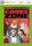Carátula de Comix Zone para Xbox 360 - XLB