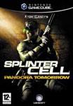 Carátula de Splinter Cell: Pandora Tomorrow para GameCube