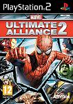 Car�tula de Marvel Ultimate Alliance 2 para PlayStation 2